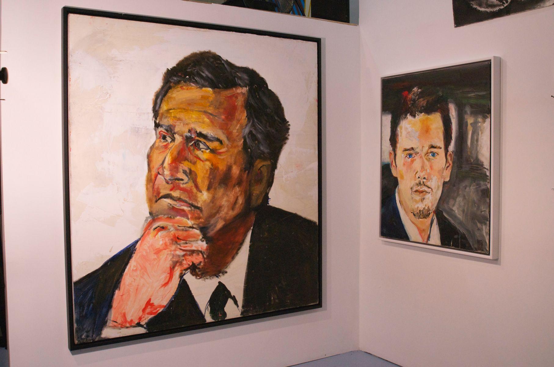 Bush and Ethan