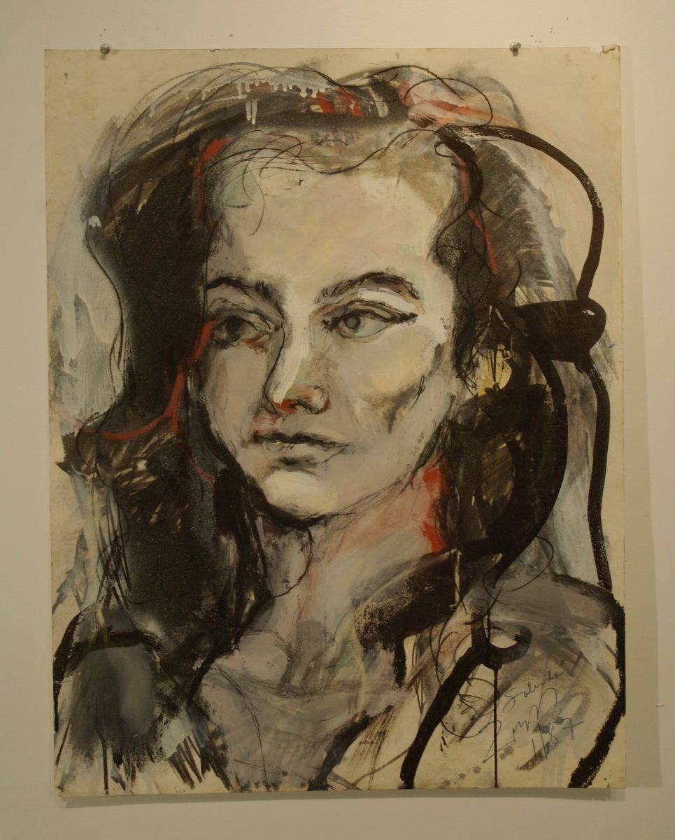 Portrait of a Soho Girl