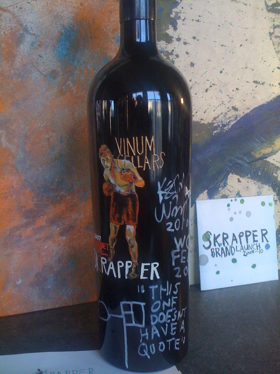 Skrapper Wine 2009