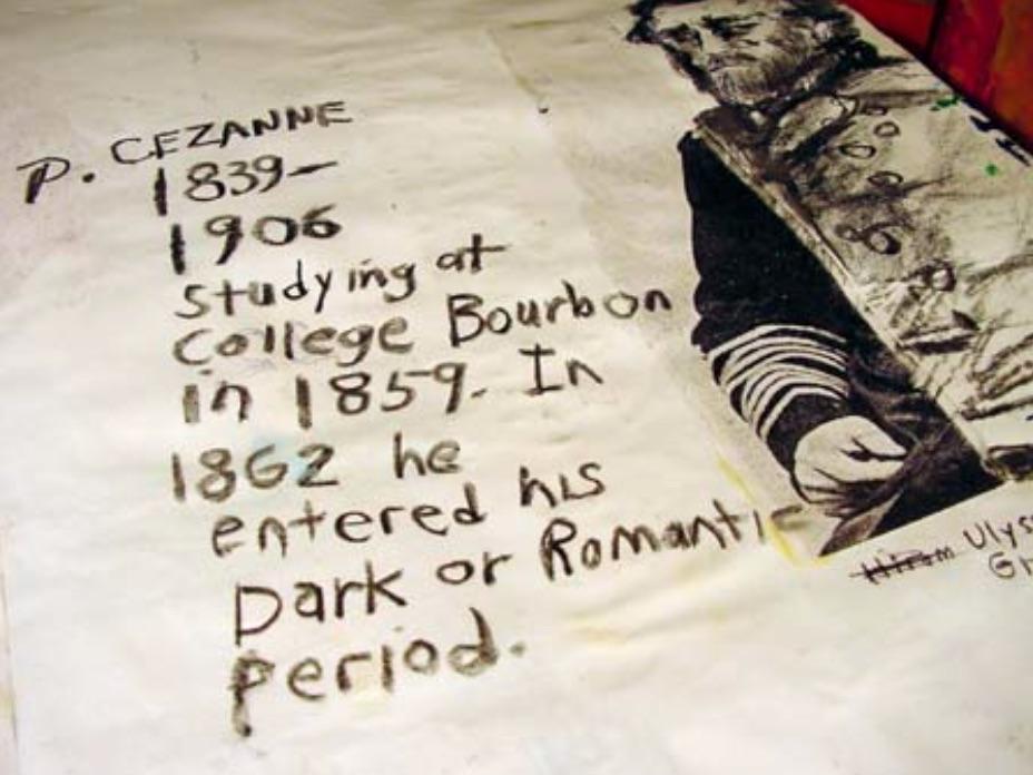 Cezanne, 1995