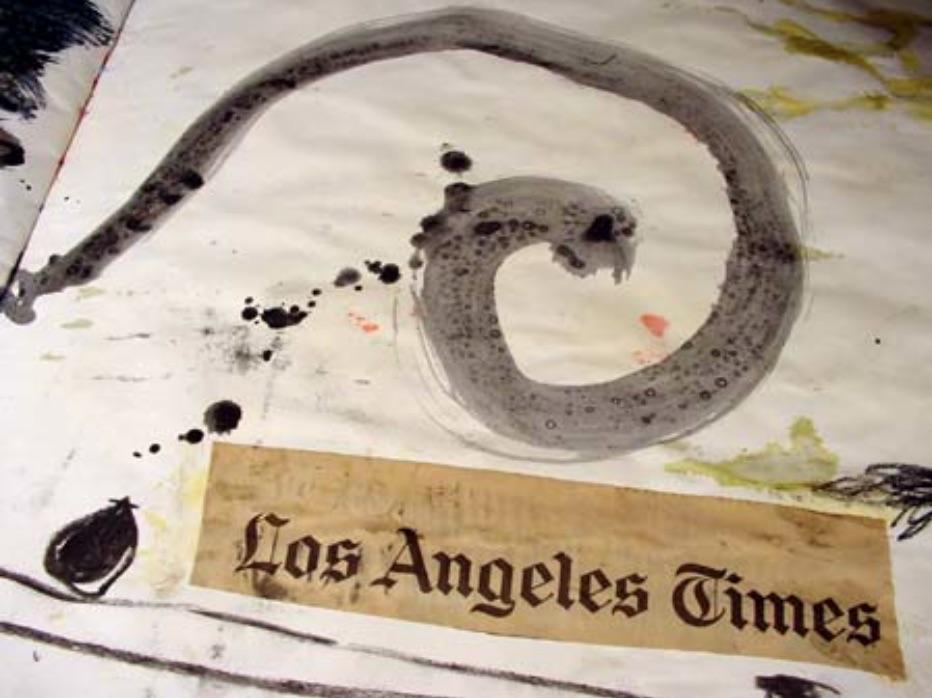 LA Times Swirl, 1996