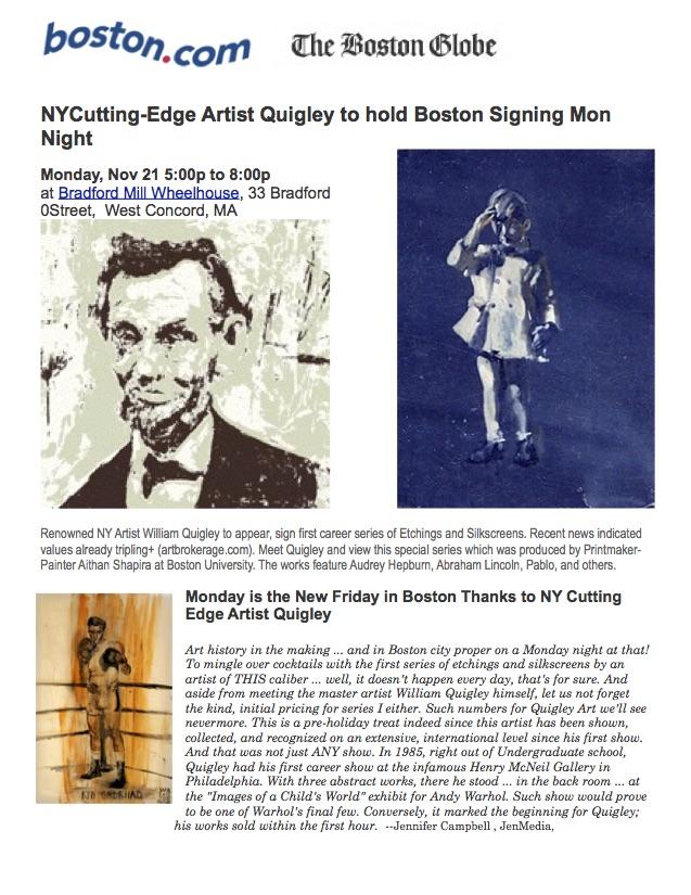 Boston Globe article