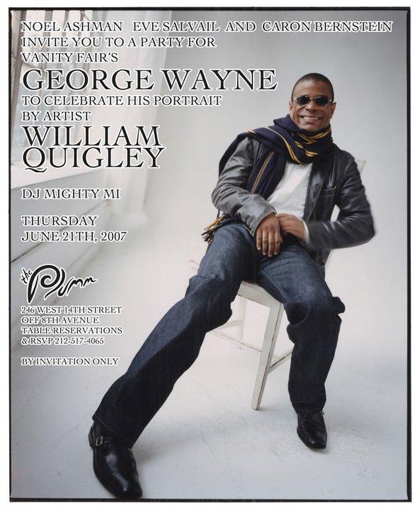 George Wayne article