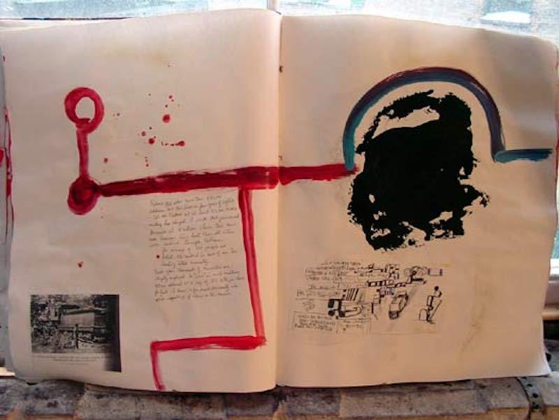 Gagosian Book Page 18